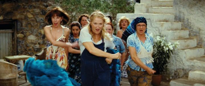 I'm very sorry Meryl Streep