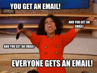 oprah email marketing for dummies